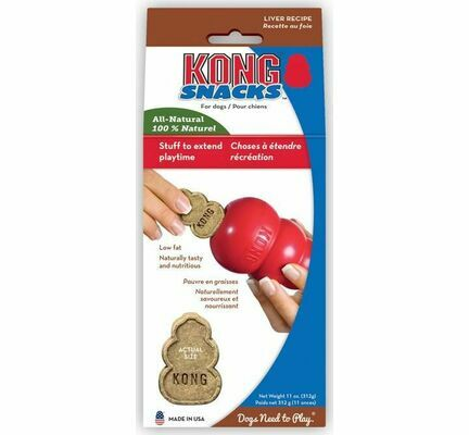 Kong Stuff 'N Liver Dog Snacks - Large