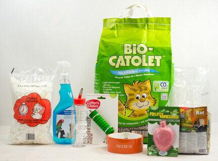 The Pet Express First Rat Starter Kit