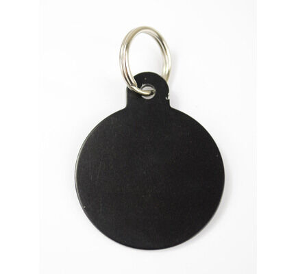 The Pet Express Round Engravable Dog ID Tags