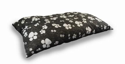 The Pet Express Large Black Luxury Dog Duvet
