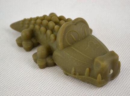 Whimzees Alligator Vegetarian Natural Dog Treats