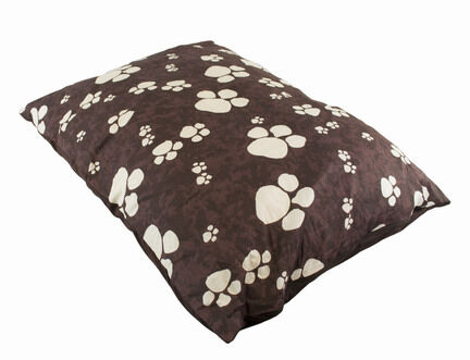 The Pet Express Brown Paws Luxury Dog Duvet