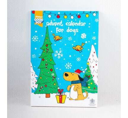 Good Boy Dog Christmas Advent Calendar