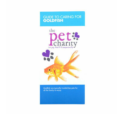The Pet Charity Goldfish Care Guide