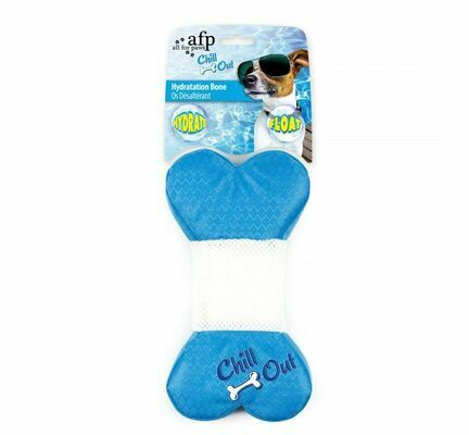 All For Paws Dog Hydration Bone Toy