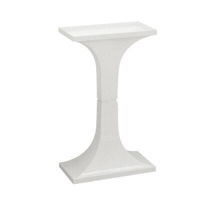 Ferplast Stand F70 White 44x23.5x72cm Bird Cage Stand