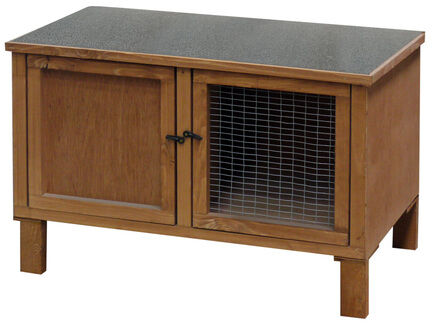 The Hutch Company Orpington Outdoor Small Animal Hutch With Legs