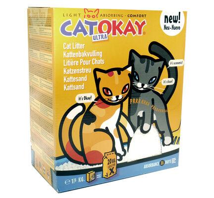 Catokay Ultra Cat Litter - 1.5kg