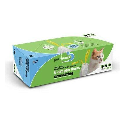 Van Ness Cat Litter Pan Liner Extra Giant