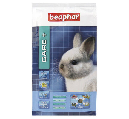 Beaphar Care+ Junior Rabbit Food
