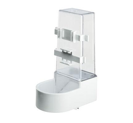 Ferplast FPI 4518 Parrot Fountain White 11.6x13.7x21.2cm