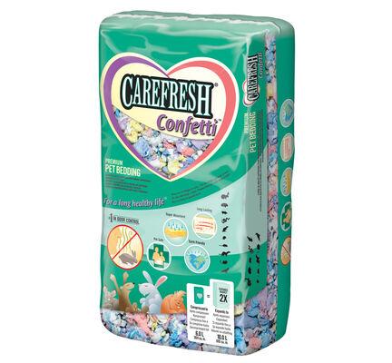 Carefresh Confetti Premium Pet Bedding - 10 Litres