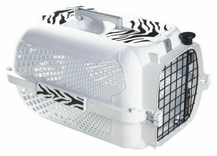 Catit Voyageur Tiger Design White