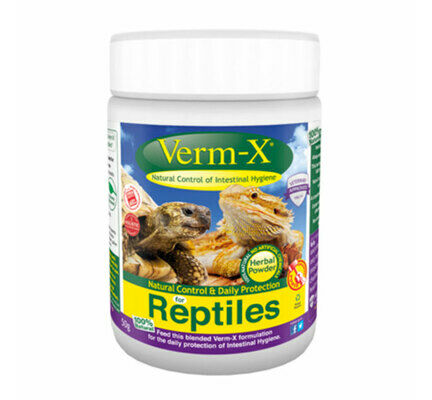 Verm-X Powder For Reptiles