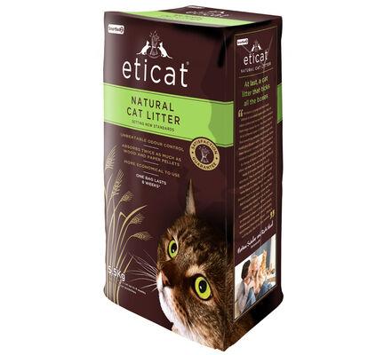SmartBedz Eticat Natural Cat Litter - 5.5kg