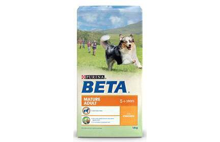 Beta Mature Adult Dog Food