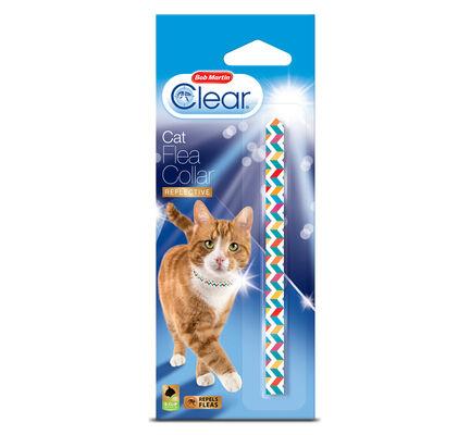 Bob Martin Clear Cat Flea Collar Aztec