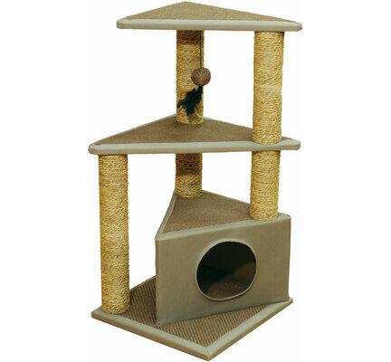 Rosewood Catwalk Seattle Cat Scratcher Post Furniture