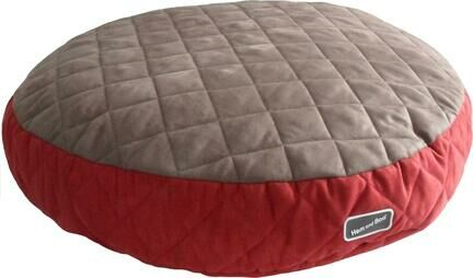 Hem & Boo Quilted Deep Fill Round Bed 24x6
