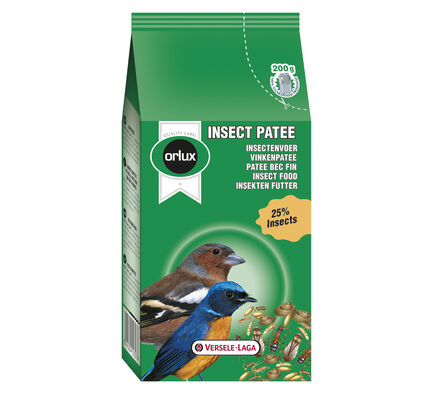 Versele Laga Orlux Insect Patee Aviary Bird Complete Food