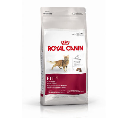 Royal Canin Cat Adult Fit 32 Adult Dry Cat Food