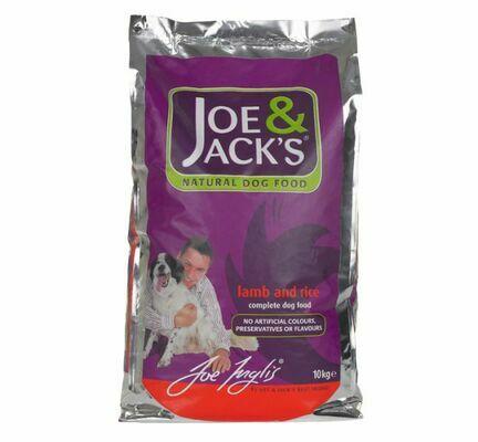 Joe & Jacks Dog Lamb & Rice Adult