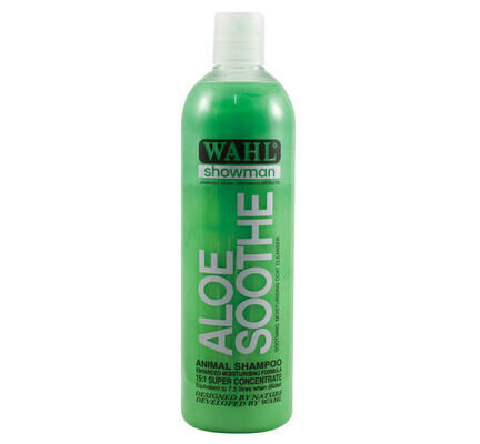 Wahl Concentrated Aloe Soothe Shampoo 500ml