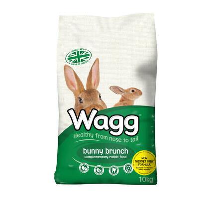 Wagg Bunny Brunch 10 kg