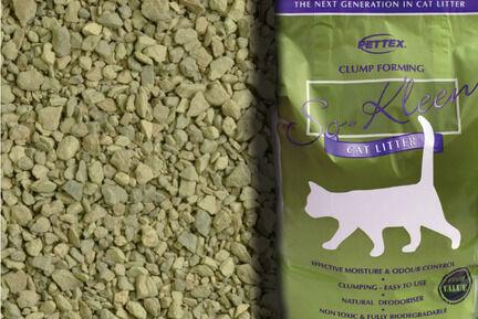Pettex So-Kleen Clumping Cat Litter - 20kg