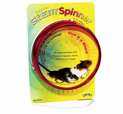 Super Pet Silent Spinner Regular 16.5cm (6.5