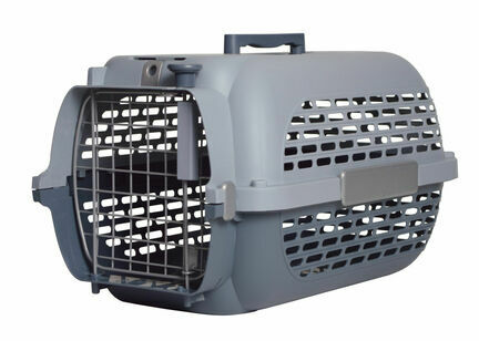 Dogit & Catit Voyageur 300 Large Plastic Dog Carrier - 61x41x37cm