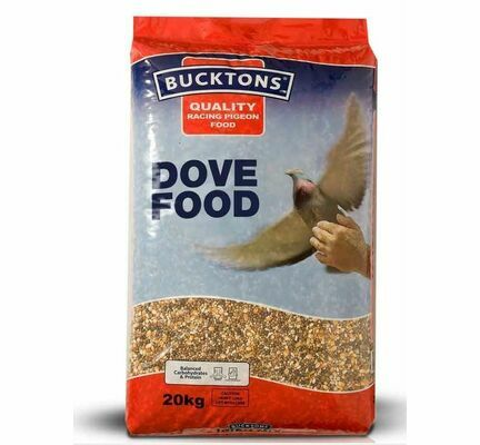 Bucktons Dove Balanced Wild Bird Mix - 20kg