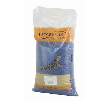 Unipac Blue Reptile Calcium Sand Substrate - 12.5kg