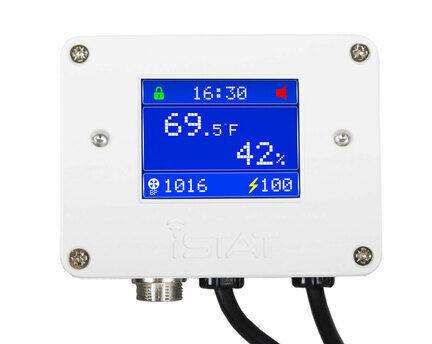 iSTAT Pulse Plus Digital Reptile Thermostat White