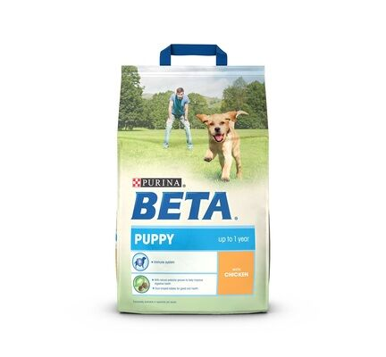 Purina Beta Puppy Chicken Dry Junior Dog Food