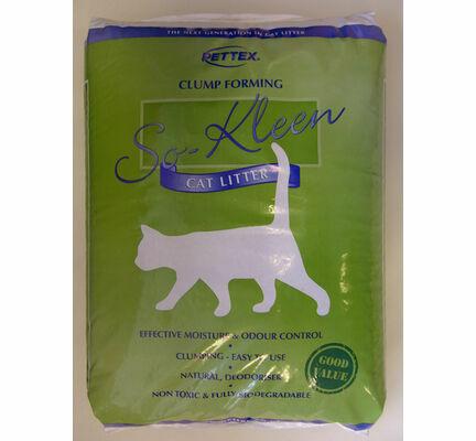 Pettex So-Kleen Clumping Cat Litter - 10kg